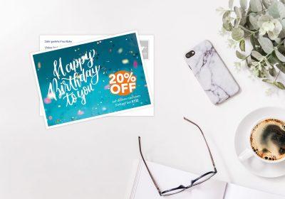 4 áreas de aplicación para el éxito del marketing de postales