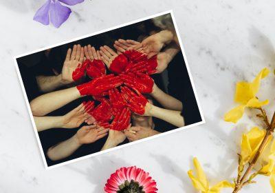 Escribir postales de amor